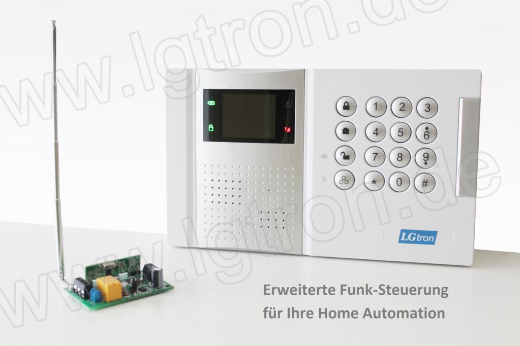 Funk Home Automation 300f programmierbarer funkschalter funk pgm receiver für ihre